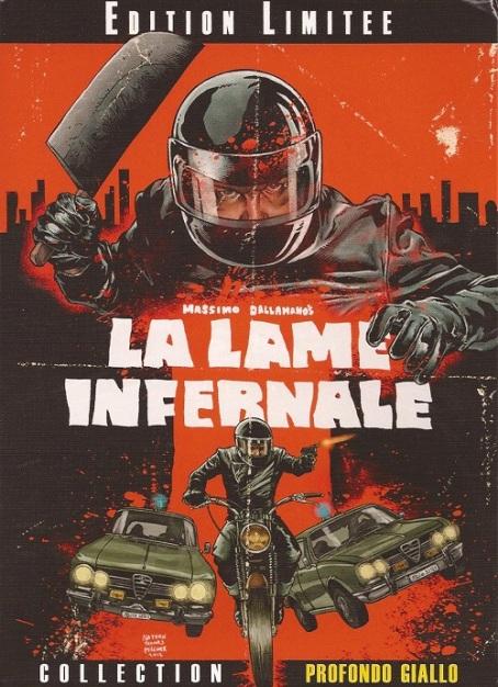 Massimo Dallamano - La Lame Infernale (La Polizia Chiede Aiuto, 1974)